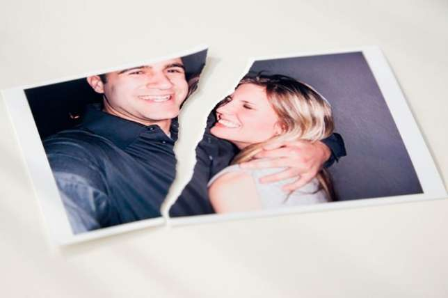 Photograph-of-couple-ripped-in-half