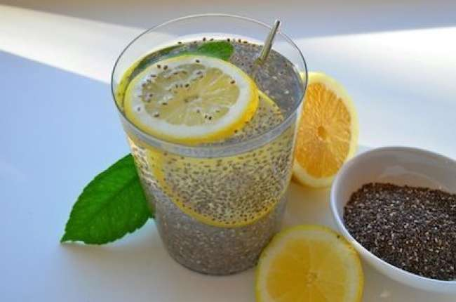 chia-seeds-and-lemon-water-drink
